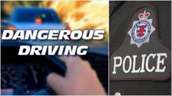 The problem of dangerous driving